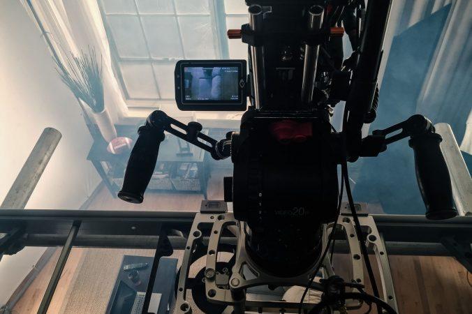 myt works camera slider in action