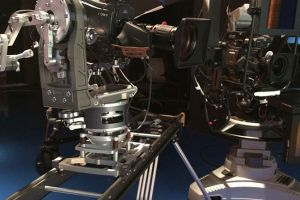 MYT Works Camera Slider and Velour Nodal Head at Madison Square Garden