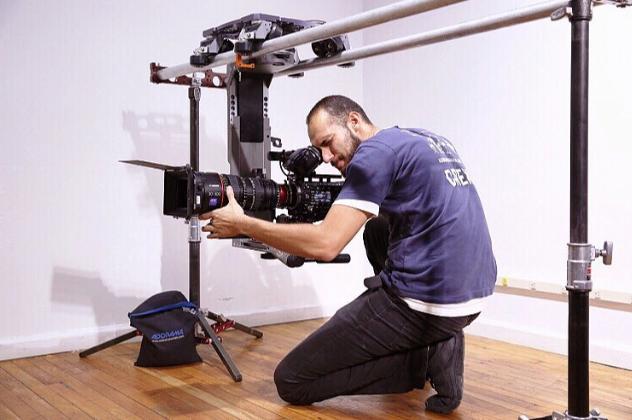 myt works camera skater dolly underslung kit