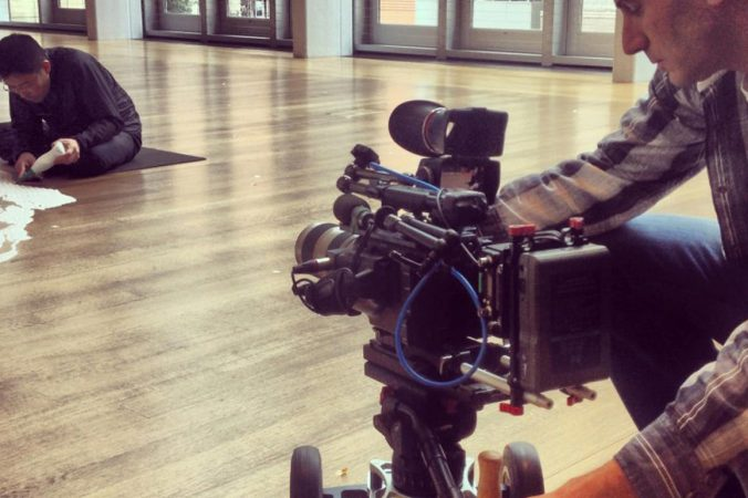 myt works rover dolly in action