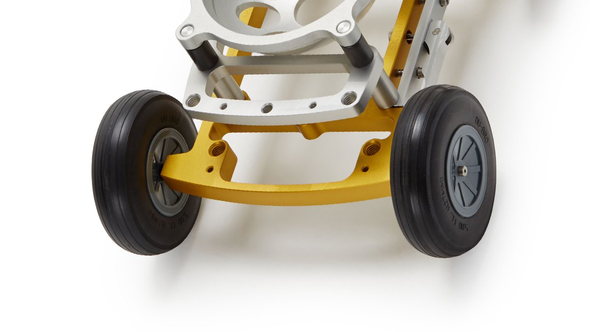 Airless Foam Wheels