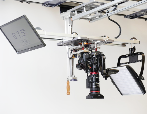 myt works camera projector platform opti-glide