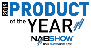 The Opti-Glide (custom camera slider) was awarded Product of the Year at the NAB Show (2019)