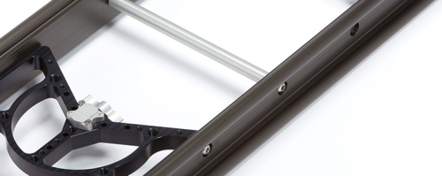 Double Extruded Rails