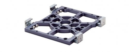 Dynamic Plate for Cameras Slider Dolly