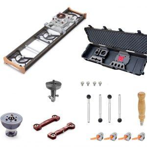camera slider accessories kit