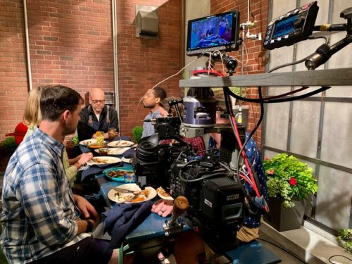 Good Eats, Food Network, Alton Brown, Camera Slider