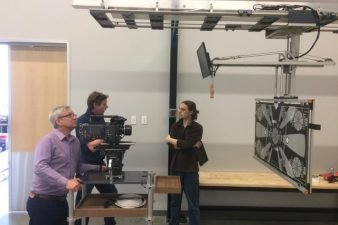 myt works opti-glide installation at arri burbank