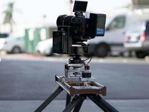 myt works emotimo camera slider mounted