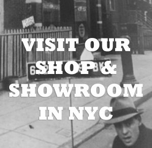 visit our shop and showroom in nyc